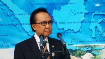 Menteri Kelautan dan Perikanan Sharif C. Sutardjo (sumber: Antara)