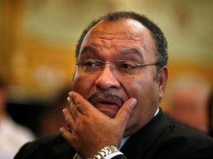 PM PNG, Peter O'Neill