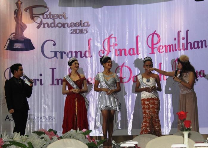 puteri papua 2014-9