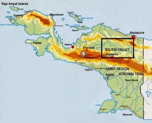 peta-Wamena