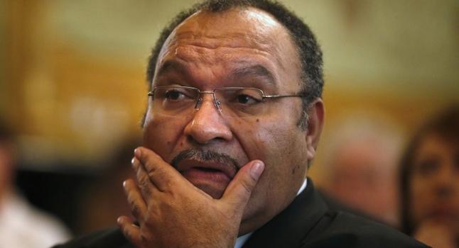 erdana Menteri Papua Nugini (PNG), Peter O'Neill