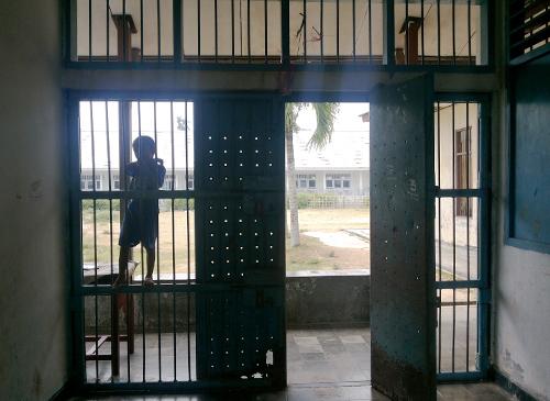 Bekas Penjara Belanda