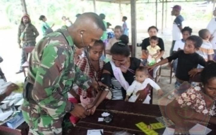 poskes TNI