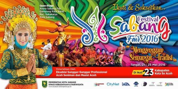 Festival Sabang 2016
