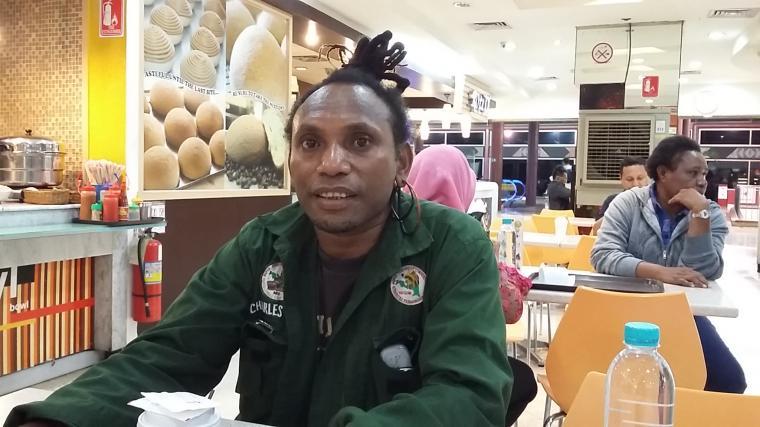 charles toto-jungle chef