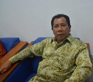 Mantan Kadisperindag Safwan, SE
