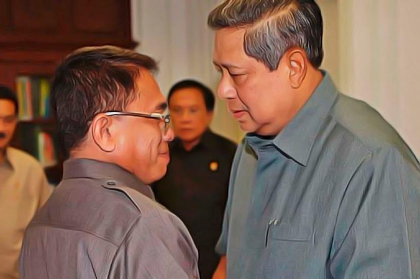 Irwandi Yusuf - SBY