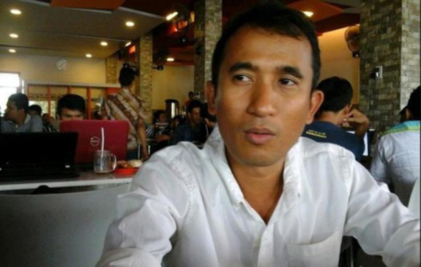 Kautsar Muhammad Yus (Ketua Pansus Qanun Bendera dan Lambang Aceh)