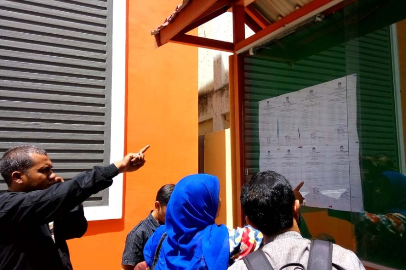 pengumuman KIP Banda Aceh-ist