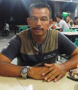 M. Amin Usman alias Bobby (KPA daerah 2 Simpang Ulim)
