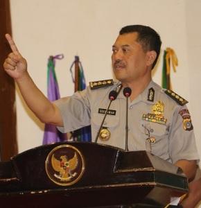 Kabid Humas Polda Aceh Kombes Pol Goenawan