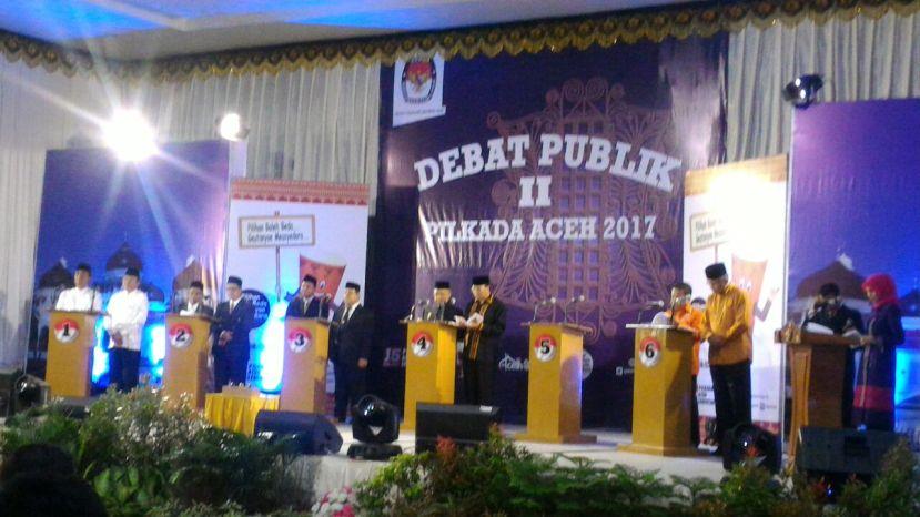 debat-cagub-tahap-2
