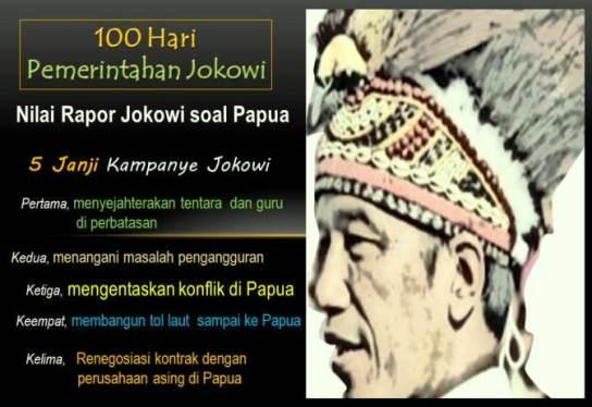 5 Janji Jokowi