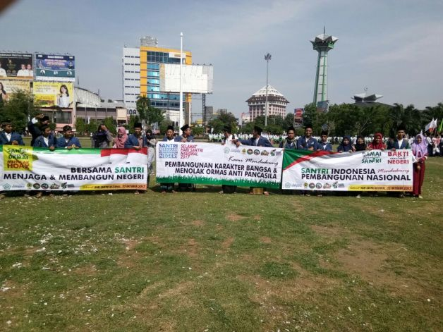 Hari Santri di Semarang-1