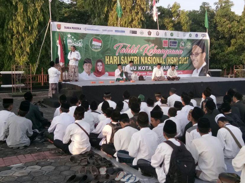 Hari Santri di Semarang-4