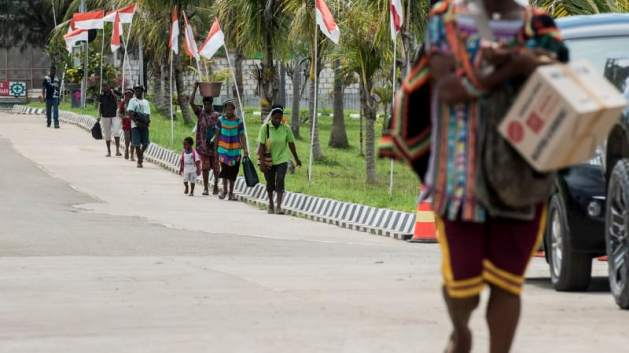 penduduk Papua