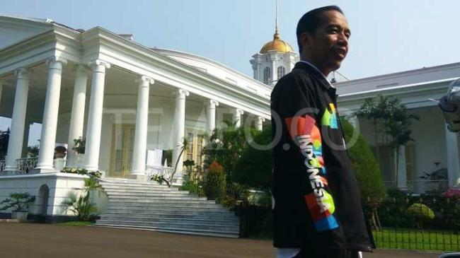 jokowi-jaket asian games 2018
