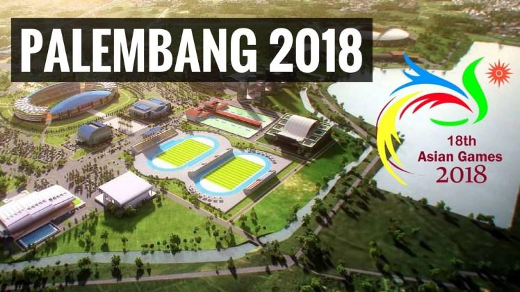 Hasil gambar untuk asian games 2018 palembang